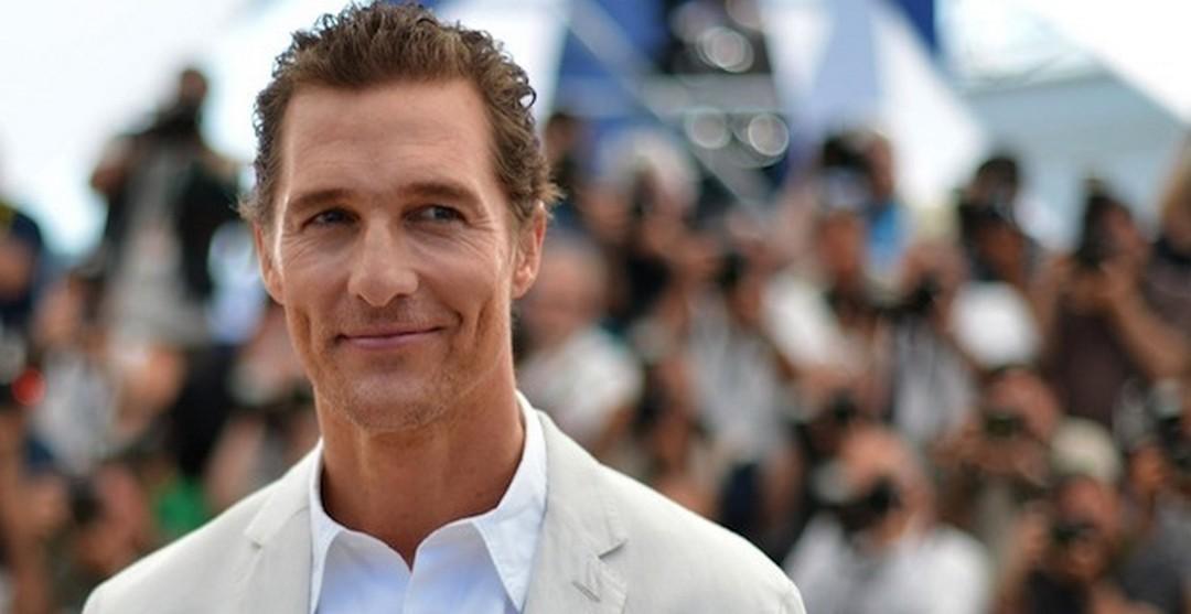 Top 10 : Matthew McConaughey