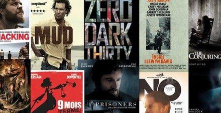 Top 10 : nos meilleurs films de 2013