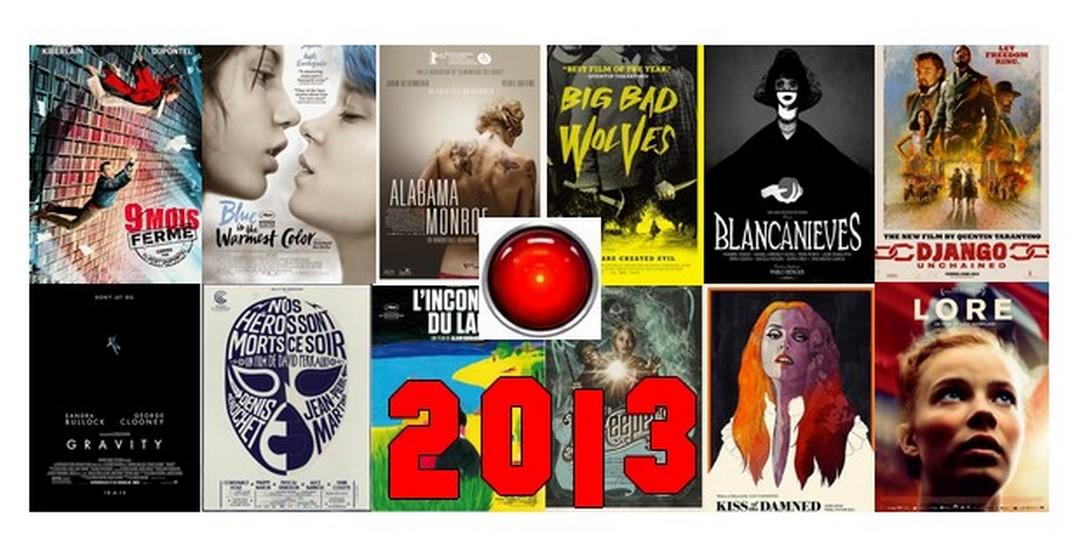 Top 20 : les meilleures affiches de 2013