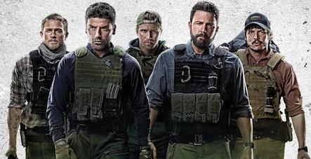 Triple Frontière : cinq hommes et un butin