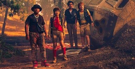 Stranger Things rencontre Independance Day dans le trailer du Bout du Monde