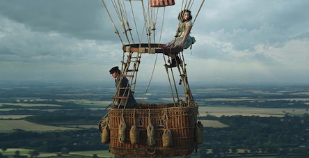The Aeronauts : bande-annonce du blockbuster de Noël de Prime Video