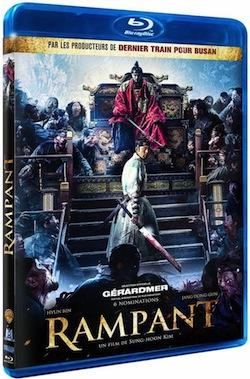 Jeu-concours : gagnez 2 Blu-ray du film Rampant !
