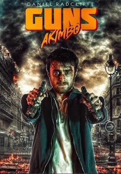 Le trailer de Guns Akimbo cloue Daniel Radcliffe à ses flingues
