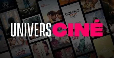 Face à Netflix et Disney, UniversCiné se lance dans la SVOD