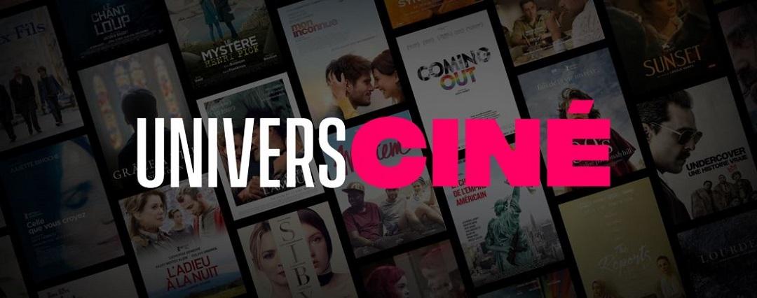 Face à Netflix et Disney, UniversCiné a décidé se lancer dans la SVOD
