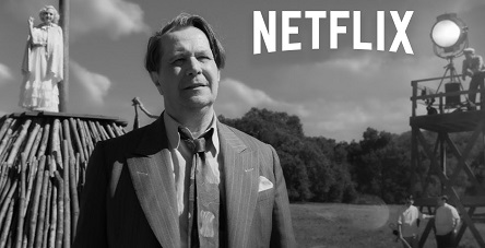 David Fincher est de retour, en noir et blanc, avec le teaser de Mank