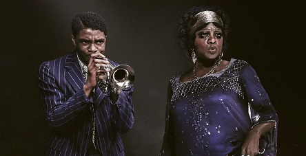 Le blues de Ma' Rainey : le chant du cygne de Chadwick Boseman