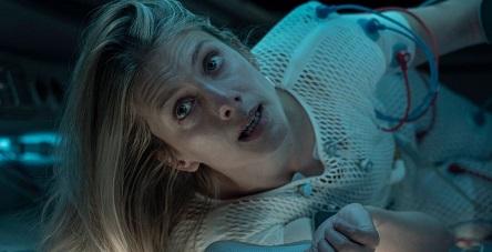 Mélanie Laurent retient son souffle dans le trailer d'Oxygène