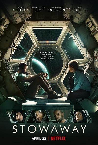 Voyage spatial mouvementé dans le trailer du Passager n°4