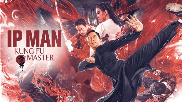 Jeu-concours : gagnez 5 Blu-ray d'Ip Man : Kung Fu Master