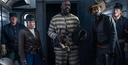 Idris Elba sort les colts dans le trailer de The Harder They Fall